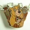 17224 - WDI - Character Clusters - Set #6 - Brother Bear