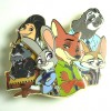 17234 - WDI - Character Clusters - Set #6 - Zootopia
