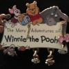 17919 - The Many Adventures of Winnie the Pooh Dangle Logo with Bees