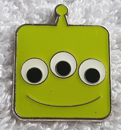 Disney Toy Story Alien Little Green Men Pin **