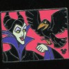 7052 - DLR - 2009 Hidden Mickey Series - Villains with Pets - Maleficent