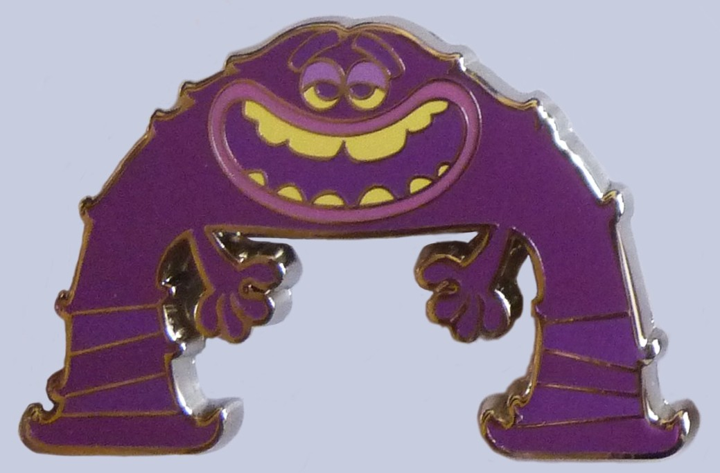 View Pin: Monsters University Mystery Set - Art only
