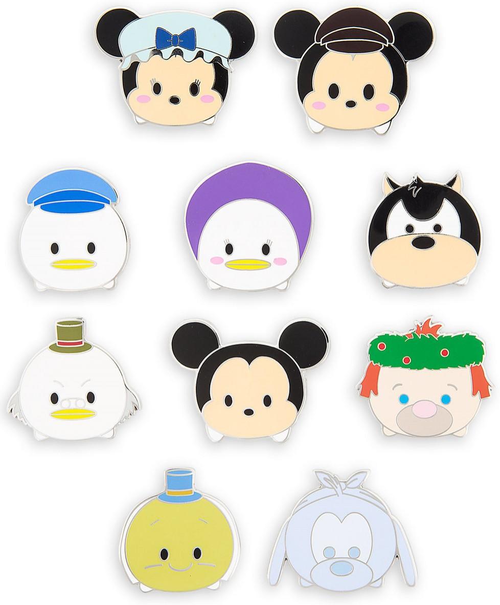 Disney Pin *Mickey/'s Christmas Carol* Tsum Tsum Mystery Donald ! Nephew Fred