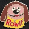 18697 - WDW - 2008 Hidden Mickey Series - Muppets - Rowlf