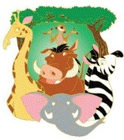 View Pin Dssh The Lion King Pumba And Timon Stained Glass