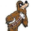 11463 - 2011 Star Wars Box Set of 10-- Goofy Chewbacca