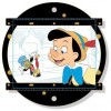 18834 - Animation Disc Mini Jumbo Pin: Pinocchio
