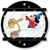18837 - Animation Disc Mini Jumbo Pin: Fantasia