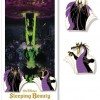 18842 - Sleeping Beauty Sequential Animation 2 Pin Set & Lithograph