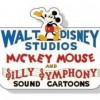 18861 - Walt Disney Animation Studios Logos Through the Years 4 Pin Box Set – Mickey Mouse and Silly Symphony