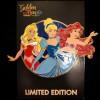 19351 - ACME - Golden Magic Series - Aurora, Cinderella, Ariel