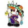 21205 - DLP - Pin Trading Day 2018 - Día de los Muertos - Mickey Mouse