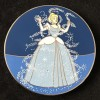 21462 - Disney Auctions - Elisabete Gomes Signature Series 6-pin set - Cinderella ONLY