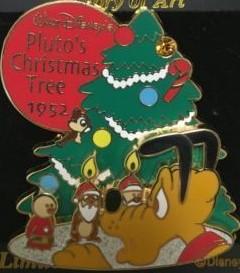 Plutos Christmas Tree.View Pin History Of Art Pluto S Christmas Tree 1952