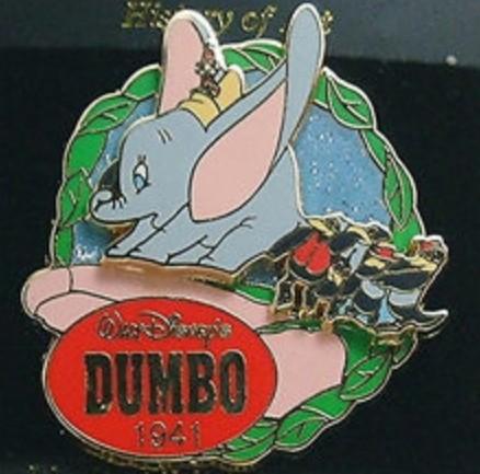 View Pin: History of Art - Dumbo - 1941 - Dumbo, Jim Crow, Fats