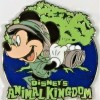22261 - WDW - Disney's Animal Kingdom Mystery Collection - 2018 - Mickey Mouse ONLY