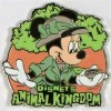 22262 - WDW - Disney's Animal Kingdom Mystery Collection - 2018 - Minnie Mouse ONLY