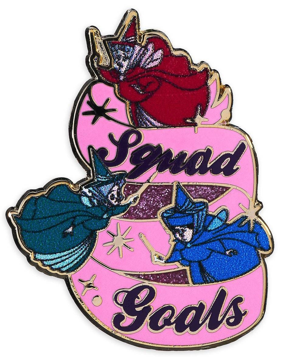 View Pin: DS – Pins in Tubes - Squad Goals - Flora, Fauna, & Merryweather