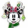 22793 - Christmas 2018 - Mickey and Minnie Mouse Holiday 2-Pin Set - Minnie Mouse ONLY