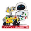 22798 - Christmas 2018 - WALL•E and EVE Holiday Pin