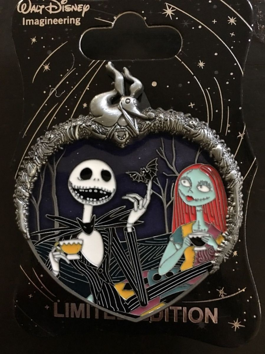 View Pin Wdi Valentine S Day 2017 Jack Skellington And Sally