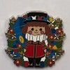 23028 - DLR - It's A Small World Holiday Mystery Pin Collection 2018 - England