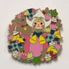 23031 - DLR - It's A Small World Holiday Mystery Pin Collection 2018 - Holland