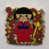 23032 - DLR - It's A Small World Holiday Mystery Pin Collection 2018 - Japan