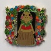 23035 - DLR - It's A Small World Holiday Mystery Pin Collection 2018 - Polynesia Girl