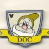 23037 - WDW - 2018 Hidden Mickey Series - Seven Dwarfs - Doc