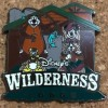 23400 - Wilderness Lodge with Mickey, Goofy, Donald, and a bear