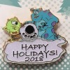 23406 - Happy Holidays Mike and Sully