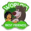 23385 - DLP - World's Best Friends - Mowgli and Baloo