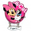 23383 - DLP - My Cat Series - Minnie and Figaro