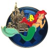 23113 - ACME - Golden Magic Series - Ariel with Flounder
