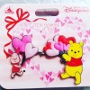 23804 - HKDL - Valentine's Day 2019 - Pooh and Piglet 2-pin set