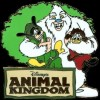 22257 - WDW - Animal Kingdom Tree of Life Mystery Collection - Goofy, Donald Duck, and Yeti