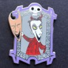 23951 - Tim Burton's The Nightmare Before Christmas - Mystery Pin Collection - Lock Only