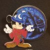23623 - WDW - World's Biggest Mouse Party Mystery Pin Collection - Sorcerer Mickey Mouse ONLY