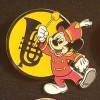 23624 - WDW - World's Biggest Mouse Party Mystery Pin Collection - Bandleader Mickey Mouse ONLY