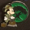 23627 - WDW - World's Biggest Mouse Party Mystery Pin Collection - Safari Mickey Mouse ONLY