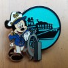 23628 - WDW - World's Biggest Mouse Party Mystery Pin Collection - Captain Mickey Mouse ONLY