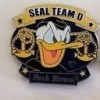 24526 - DLR - 2008 Hidden Mickey Series - Military - Donald