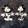 2189 - Vintage Mickey and Minnie