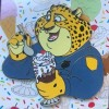 25117 - DSSH - Pin Trader Delight - Clawhauser