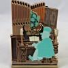 25345 - DLR - Haunted Mansion® O'Pin House - Organist Diorama