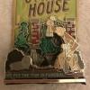 25346 - DLR - Haunted Mansion® O'Pin House - Caretaker and Dog Diorama