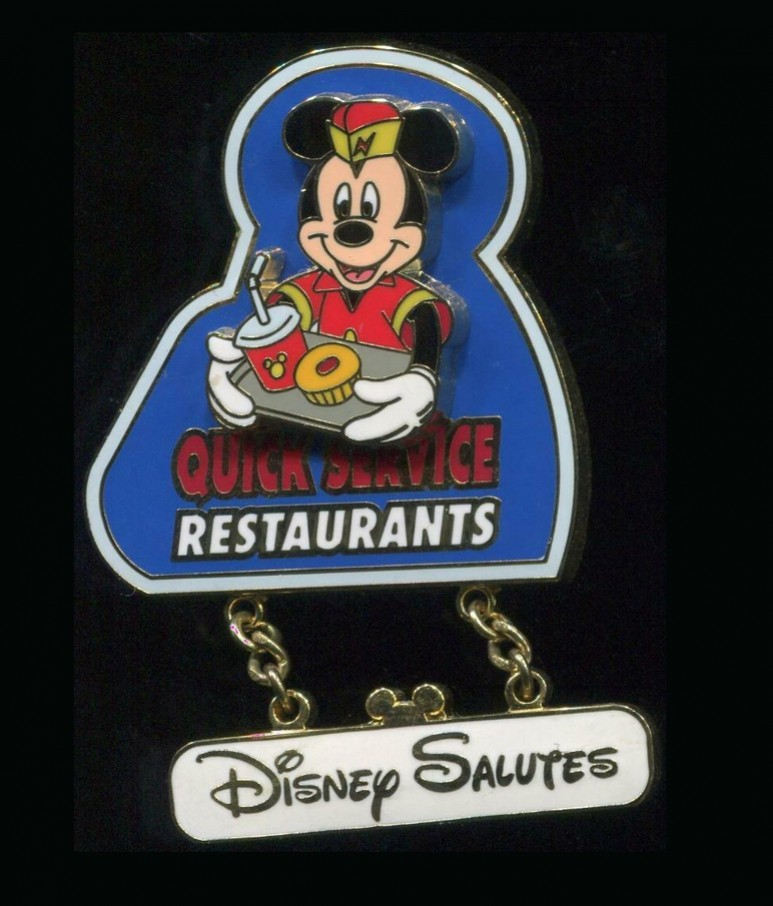 Disney Salutes Housekeeping Donald Duck Pin