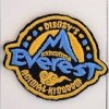 26313 - Expedition Everest Patch Pin