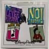 26383 - Disney Parks - Emperor's New Groove 4-pin Set